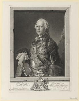 Bildnis des Nicolas Esterhasi de Galantha