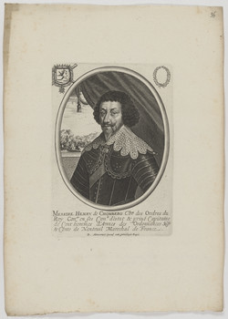 Bildnis des Henry de Chomberg