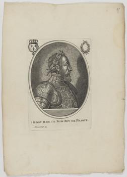 Bildnis des Henry II., König von Frankreich
