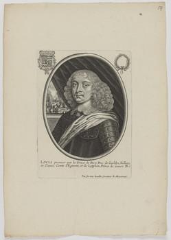 Bildnis des Lovis, Herzog von Geldern