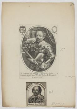 Bildnis des Iean VIII., Graf von Nassau