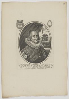 Bildnis des Iean IV., König von Portugal
