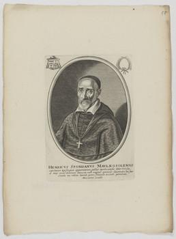 Bildnis des Henricvs Spondanvs