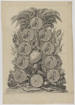 Zehn Bildnisse des Louis le Grand