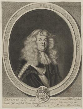 Bildnis des Ernestvs, Landgraf von Hessen