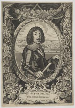 Bildnis des Gaston d'Orleans