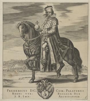 Bildnis des Fredericus, Kurfürst von der Pfalz
