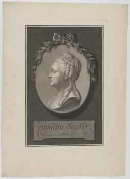 Bildnis der Catherine II., Zarin von Russland