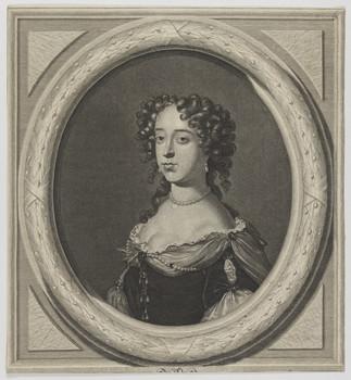 Bildnis der Maria Stuart, Königin von England