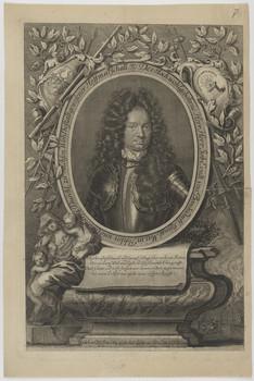 Bildnis des Job Ernst von Bombsdorff