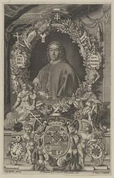 Bildnis des Christianus Augustus, Herzog von Sachsen-Zeitz