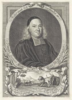 Bildnis des Samuel Lucius