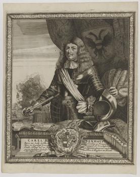 Bildnis des Carel Rabenhaupt