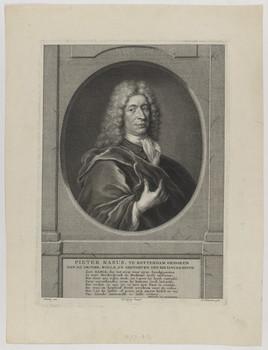 Bildnis des Pieter Rabus