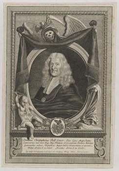 Bildnis des Christophorus Rad