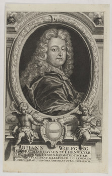 Bildnis des Johann Wolfgang von Rathsamhavsen