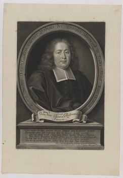 Bildnis des Wolfgang Balthasar Rauner