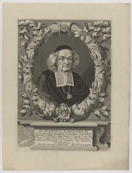 Bildnis des Johannes Rebhanius