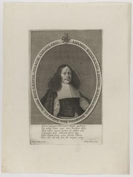 Bildnis des Adamus Wenceslaus â Reichel