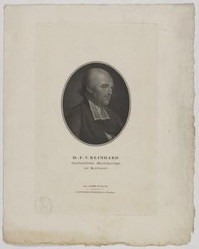 Bildnis des F. V. Reinhard