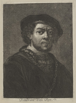 Bildnis des Rembrant van Ryn
