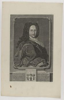 Bildnis des Johann Daniel Renger