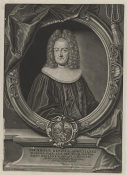 Bildnis des Fridericus Renzius