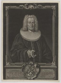 Bildnis des Friedericus Rentz