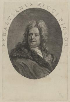 Bildnis des Sebatianvs Ricci