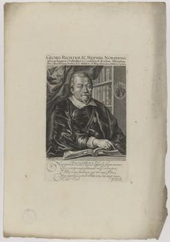 Bildnis des Georg Richter