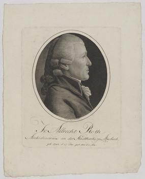 Bildnis des Albrecht Roth