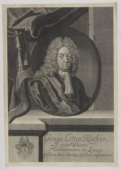 Bildnis des George Otto Rücker