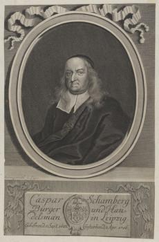 Bildnis des Caspar Schamberg