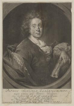 Bildnis des Petrus Schenck