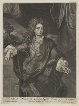 Bildnis des Petrus Schenk