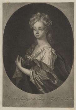 Bildnis der Maria Margareta Schenck