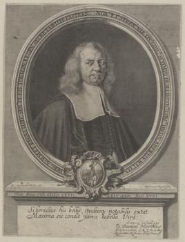 Bildnis des Guil. Schmid