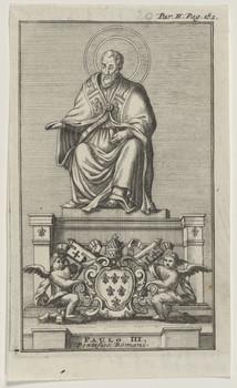 Bildnis des Paulo III.