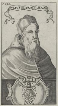 Bildnis des Jvlivs III., Pont. Max.