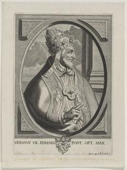 Bildnis des Vrbanvs VII.