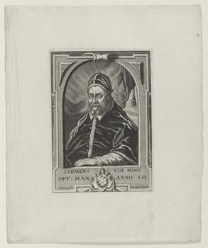 Bildnis des Clemens VIII.