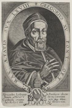 Bildnis des Gregorivs XV.
