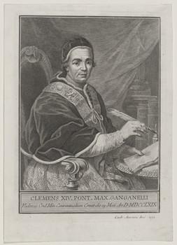 Bildnis des Clemens XIV.