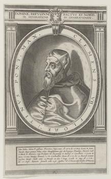 Bildnis des Clemens VII.