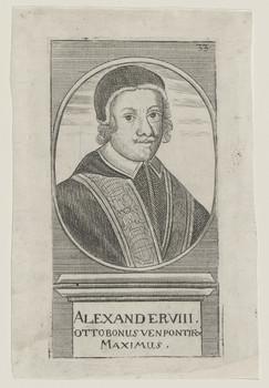 Bildnis des Alexander VIII.