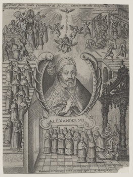 Bildnis des Alexander VII.