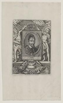 Bildnis des Alexander VII. Chisivs
