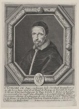 Bildnis des Clement IX.