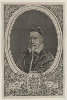 Bildnis des Clemens Decimus