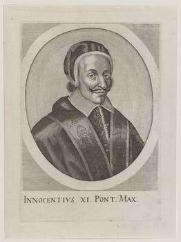 Bildnis des Innocentivs XI.